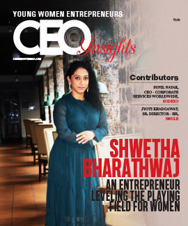 Shwetha Bharathwaj: An Entrepreneur Leveling the Playing Field for Women